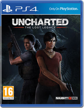 Uncharted: The Lost Legacy (inkl. Jak & Daxter Vollversion)