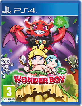 Wonder Boy Returns