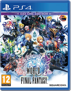 World of Final Fantasy - Day 1 Edition