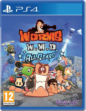 Worms W.M.D - All Stars -E-