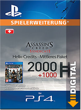 Assassin's Creed: Syndicate - Helix Credit Medium Pack