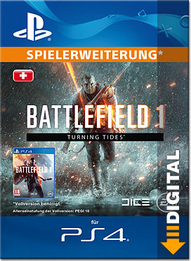 Battlefield 1 - DLC 3: Turning Tides
