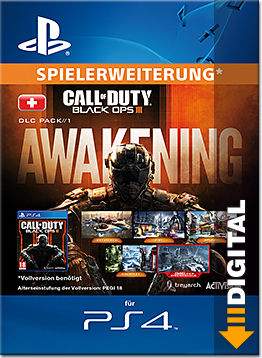 Call of Duty: Black Ops 3 - Awakening