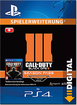 Call of Duty: Black Ops 3 - Season Pass