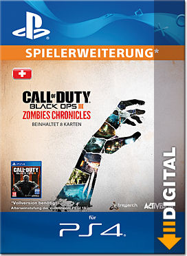 Call of Duty: Black Ops 3 - Zombies Chronicles