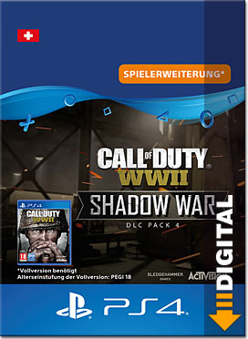 Call of Duty: WWII - DLC 4: Shadow of War