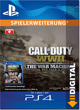Call of Duty: WWII - DLC 2: The War Machine