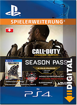 Call of Duty: Advanced Warfare - Season Pass