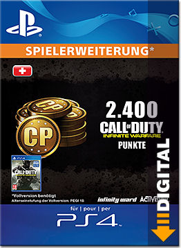 Call of Duty: Infinite Warfare - 2'400 Call of Duty Points