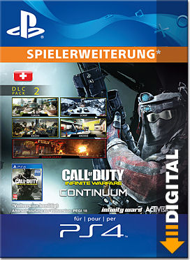 Call of Duty: Infinite Warfare - DLC 2: Continuum