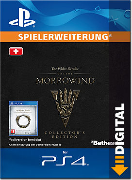 The Elder Scrolls Online: Morrowind - Collector's Edition Upgrade