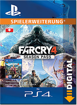 Far Cry 4 - Season Pass