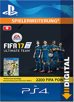 FIFA 17 Ultimate Team: 2200 Points