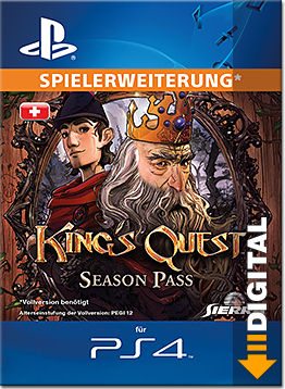 King's Quest - Season Pass (Kapitel 2-5)