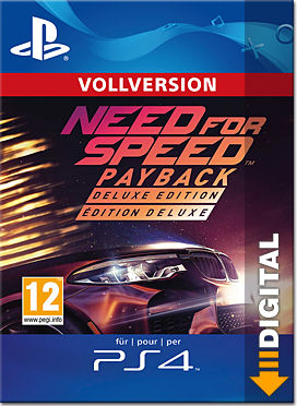 bewertung von samuel b need for speed payback world of games. Black Bedroom Furniture Sets. Home Design Ideas