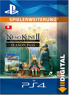 Ni no Kuni 2: Revenant Kingdom - Season Pass