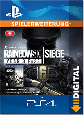 Rainbow Six: Siege - Year 3 Season Pass