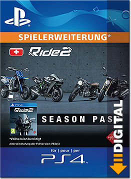 Ride 2 - Season Pass