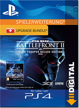 Star Wars: Battlefront 2 - Elite Trooper Deluxe Edition Upgrade