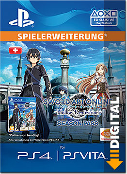 Sword Art Online: Hollow Realization - Season Pass