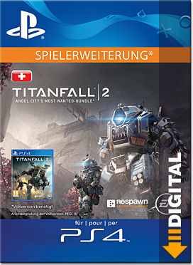 Titanfall 2: Angel's City Most Wanted Bundle