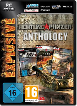 Achtung: Panzer! - Anthology