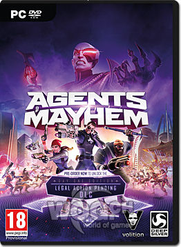 Agents of Mayhem - Day 1 Edition