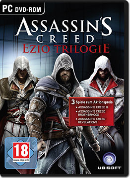 Assassin's Creed - Ezio Trilogie