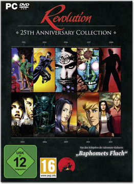 Revolution - 25th Anniversary Collection