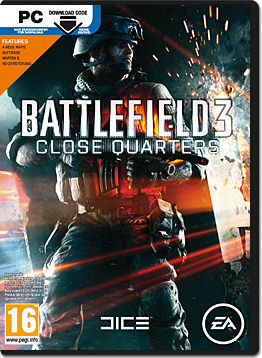 Battlefield 3 DLC: Close Quarters (Download Code)