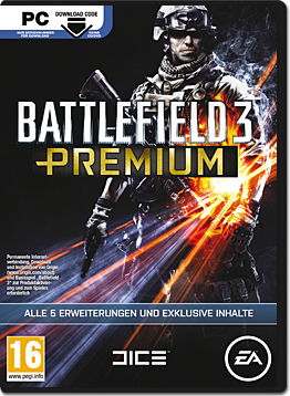 Battlefield 3 Premium (Download Code)