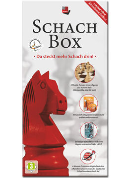 ChessBase Schach Box - Limited Ultra All Inclusive Edition
