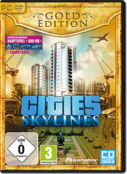 Cities: Skylines - Gold Edition