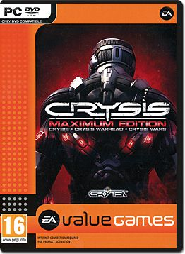 Crysis - Maximum Edition -E-
