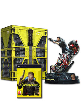 Cyberpunk 2077 - Collector's Edition (Repack)