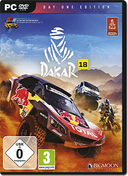 Dakar 18 - Day 1 Edition