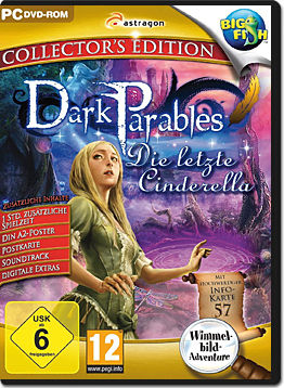 Dark Parables: Die letzte Cinderella - Collector's Edition