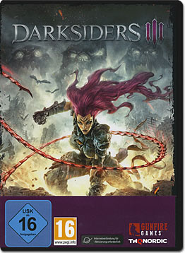 Darksiders 3 [PC Games] • World of Games