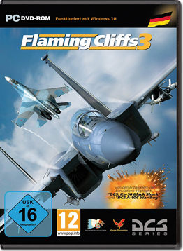 DCS: Flaming Cliffs 3