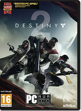Destiny 2 (Code in a Box)