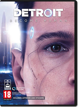 Detroit: Become Human (Code in a Box)