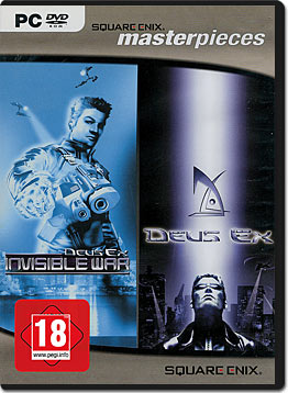 Deus Ex 1+2 Double Pack