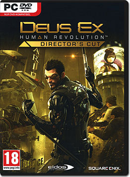 Deus Ex 3: Human Revolution - Director's Cut