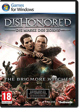 Dishonored Add-on: The Brigmore Witches (Code in a Box)