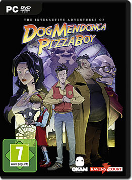 Dog Mendonça & Pizzaboy: The Interactive Adventures