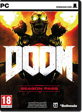 Doom - Season Pass (Code in a Box)