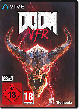 Doom VFR (Code in a Box)