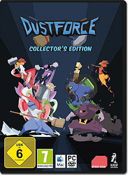 Dustforce - Collector's Edition