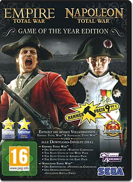 Empire & Napoleon: Total War - Game of the Year Edition