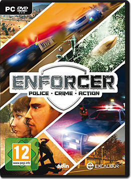 Enforcer: Police Crime Action